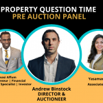 PROPERTY QUESTION TIME - 30TH JULY